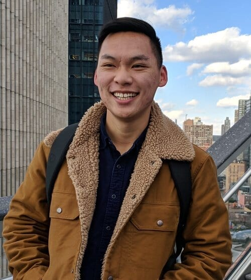 Photo of Kenny Cheng